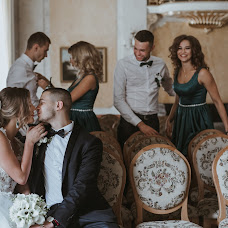 Wedding photographer Roksolana Bendina (lanabendina). Photo of 22.11.2018