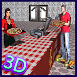 Hoverboard Pizza Delivery Boy Apk