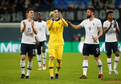 Laurent Koscielny neemt afscheid van de Franse nationale ploeg