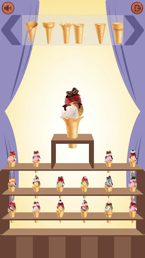 Ice Cream Maker ud83cudf66Decorate Sweet Yummy Ice Cream 1.2 screenshots 2