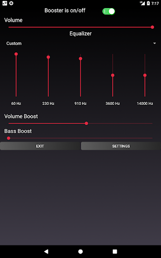 Speaker Booster with Bass Booster and Equalizer 3.1 screenshots 19