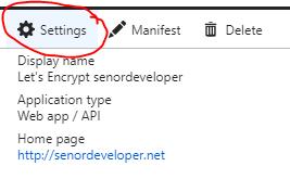 app settings keys