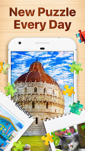 Jigsaw Puzzles – Puzzle GameApp Download For Android and iPhone 4