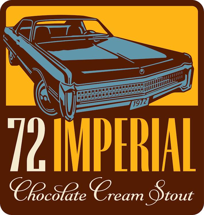 Logo of Breckenridge 72 Imperial Chocolate Cream Stout