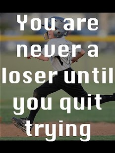 Baseball Quotes About Life Magnificent Baseball Quotes About Life  Android Apps On Google Play