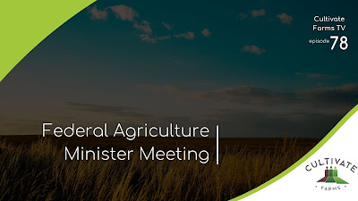 Federal Agriculture Minister Meeting