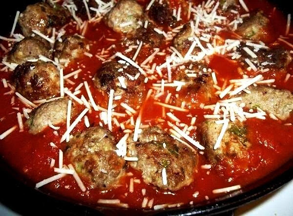 ~ Now That's Some Tasty Meatballs ~ Recipe