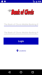 The Bank of Clovis Mobile- screenshot thumbnail