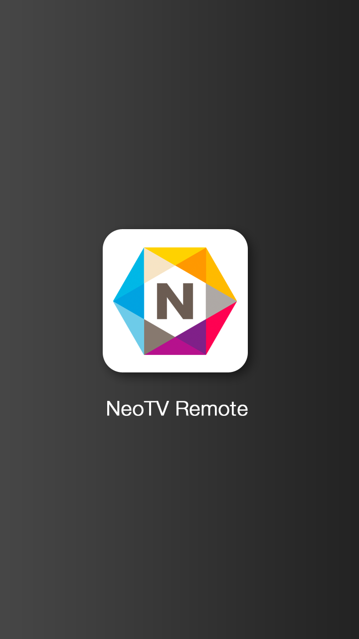 Скриншот NeoTV Remote