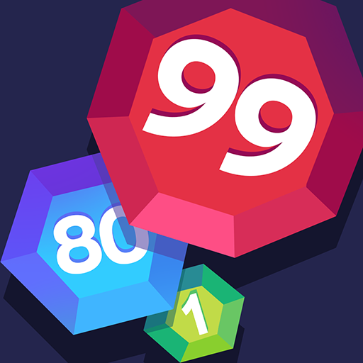 Color Ball Blast Icon