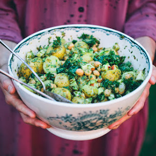 Herby Picnic Potato Salad