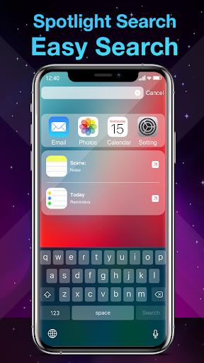 Phone X Launcher screenshot 4