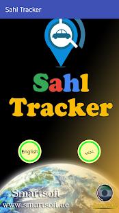 Sahl Tracker - náhled