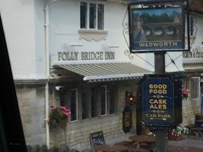 Photo: Folly Bridge Inn  Address: 38 Abingdon Rd, Oxford, Oxfordshire quality of the beer