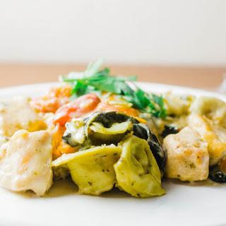 One Pot Chicken Tortellini Recipe