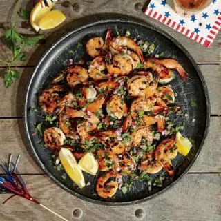 Summer Herbed Grilled Shrimp Recipe