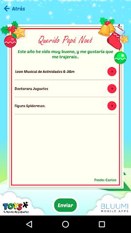 android Navidad Toy's Screenshot 2