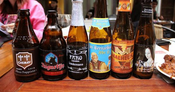 【新北 板橋 / 布娜飛比利時啤酒餐廳 Bravo Beer】全台比利時啤酒最多餐廳,美食美酒來這裡就對了!(邀約)
