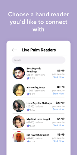 Palm reader - Discover all about Palmistry ! hack tool