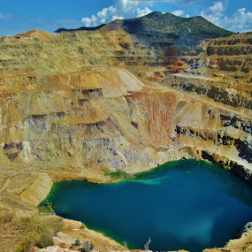 The Abandoned Mine by Megan Whitehead - News & Events World Events