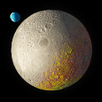 GlobeViewer Moon icon