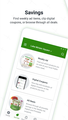 Screenshot for Publix in United States Play Store
