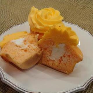 Orange Dreamsicle Cupcakes Recipe