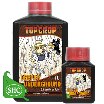 Top Crop Deeper Underground Fertilizante Cultivo Indoor