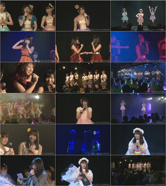(LIVE)(720p) SKE48 チームE「SKEフェスティバル」公演 市野成美 劇場最終公演 Live 720p 180327