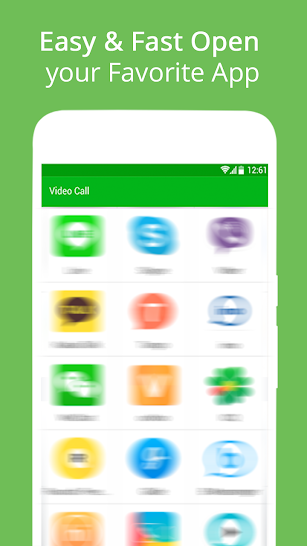 Free Video Calls ,Chat, Text and Messenger screenshot for Android