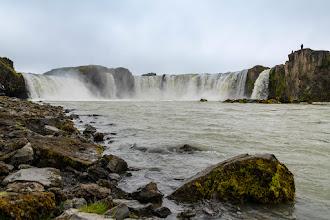 Photo: Goðafoss Waterfall, Island