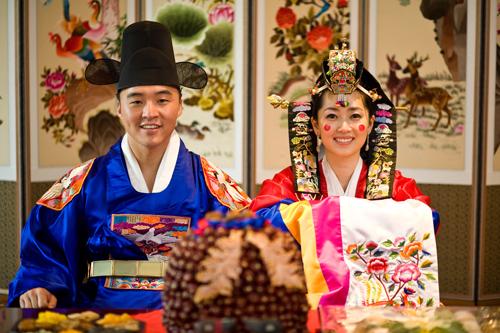 Korean Wedding Photography Inspired Around The World