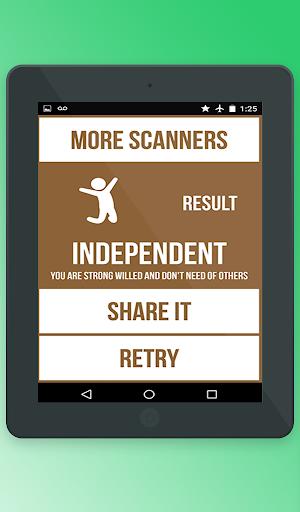 休閒必備APP下載|性格検出器の悪ふざけ 好玩app不花錢|綠色工廠好玩App