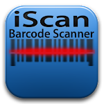 iScan Barcode Scanner Icon