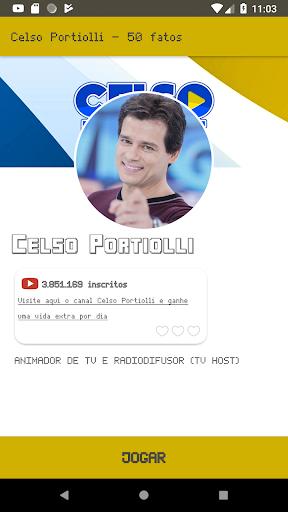 Celso Portiolli - 50 Fatos