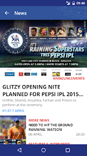 IPL 2015 - screenshot thumbnail