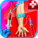 Emergency Blood Draw Injection icon