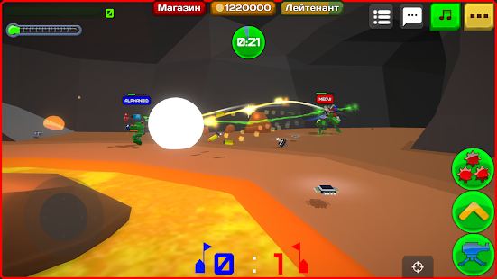 Armored Squad: Mechs vs Robots- screenshot thumbnail