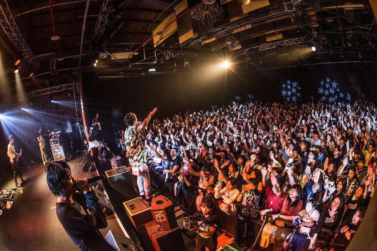 【迷迷現場】「我們回來了!」ORANGE RANGE 橘子新樂園 超誠意135分鐘唱好唱滿嗨翻橘粉