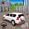 Prado luxury Car Parking: 3D Free Games 2021 icon