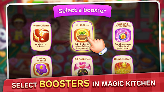 Download Cooking Yummy-Restaurant Game For PC Windows and Mac apk screenshot 4