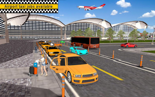 City Taxi Driving simulator: online Cab Games 2020 apkpoly screenshots 22