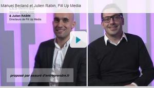 Fill up media entrepreneur audacieux 2015