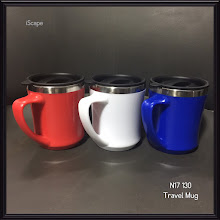Photo: iScape N17 Travel Mug(Small)