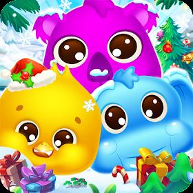 Christmas Animals - Match 3