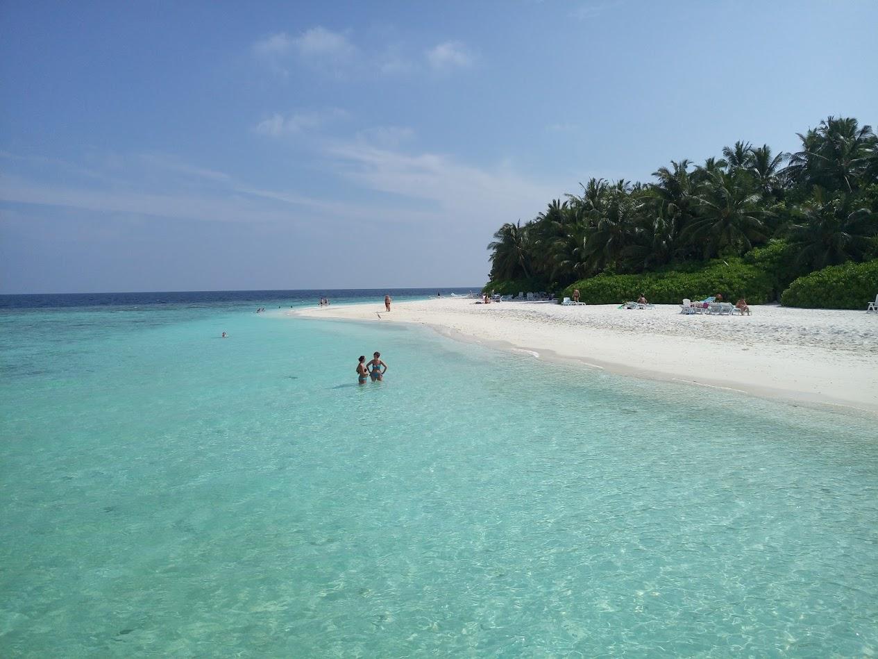остров Fihalhohi