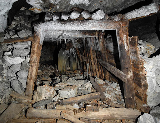 Abandoned Stalin's Mines