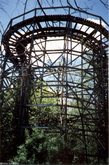 Dark Roasted Blend Abandoned Amusement Parks