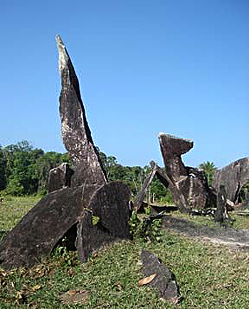 BrazilStonehengeWEB1 Mysterious Ancient People of Laos