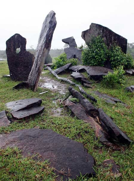 brazilian stonehenge Mysterious Ancient People of Laos